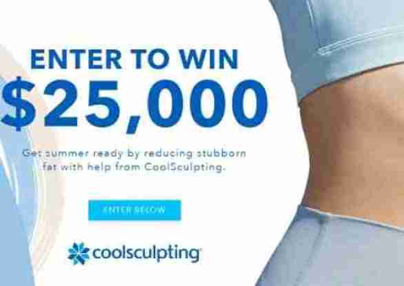 CoolSculpting-Summer-Sweepstakes
