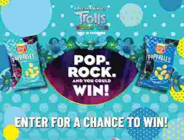 Lays-Poppables-Sweepstakes