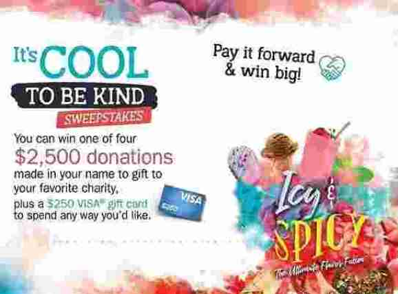 Sodexo-Its-Cool-To-Be-Kind-Sweepstakes