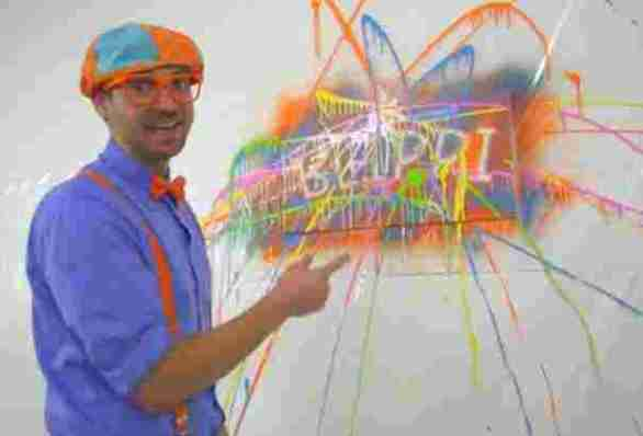 Blippi-Painting-Giveaway