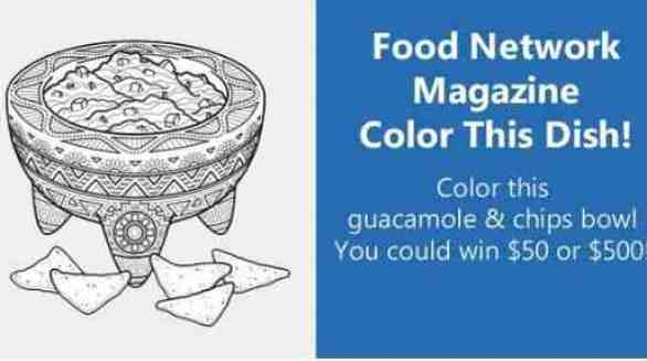 FoodNetwork-Color-This-Dish-Contest