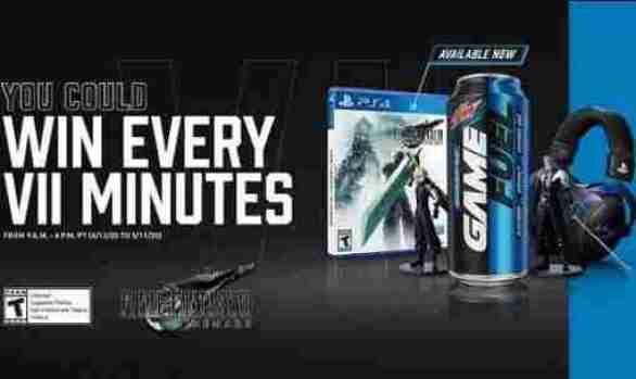 GameFuel-FF-VII-Remake-Sweepstakes