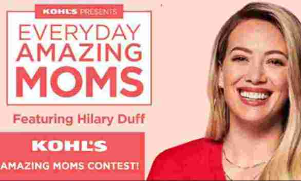 Kohls-Amazing-Moms-Contest