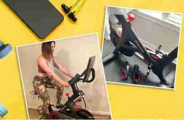 Omaze-Peloton-Bike-Giveaway