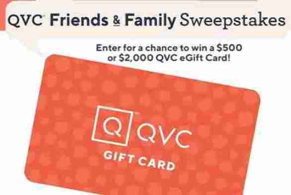 QVC-Friends-Family-Sweepstakes