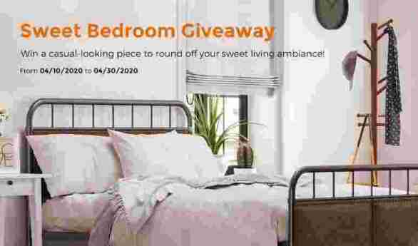 Songmics-Bedroom-Giveaway