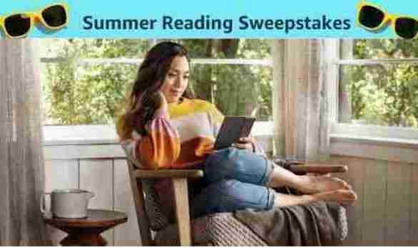 Amazon-Summer-Reading-Sweepstakes