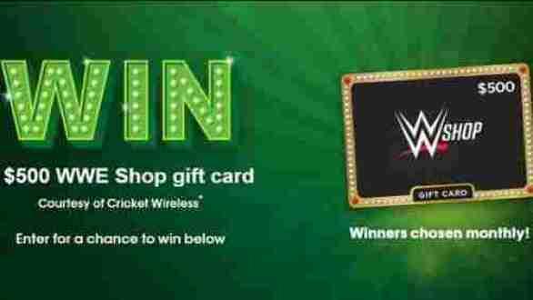 Cricket-Wireless-WWE-Shop-Sweepstakes
