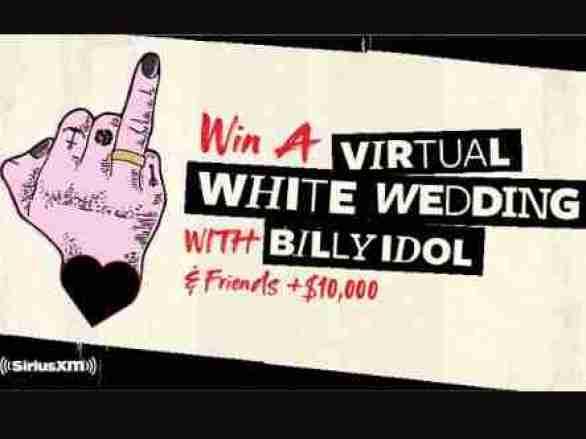 SiriusXM-Virtual-White-Wedding-Contest
