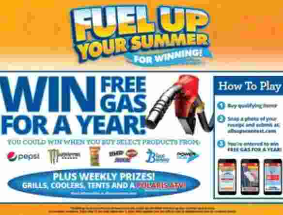 Yesway-Fuel-Up-Your-Summer-Sweepstakes