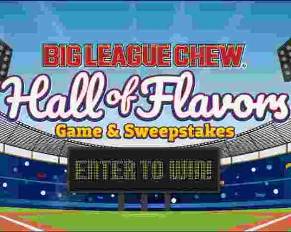 BigLeagueChew-Hall-of-Flavors-Sweepstakes