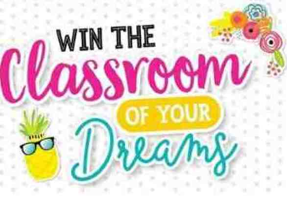 CarsonDellosa-Classroom-Your-Dreams-Sweepstakes