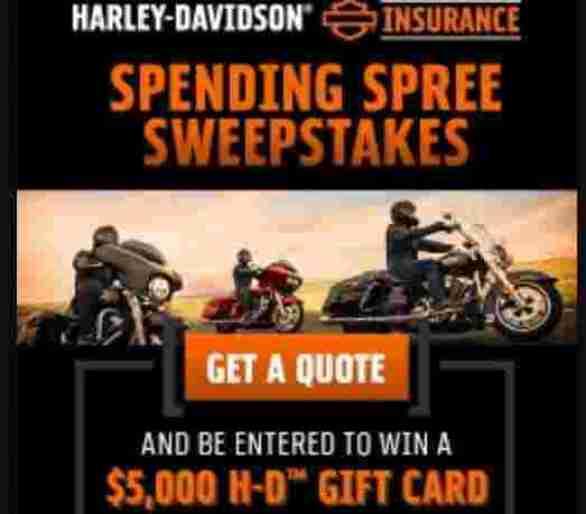 Harley-Davidson-Insurance-Sweepstakes