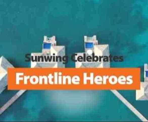 Sunwing-Frontline-Heroes-Contest