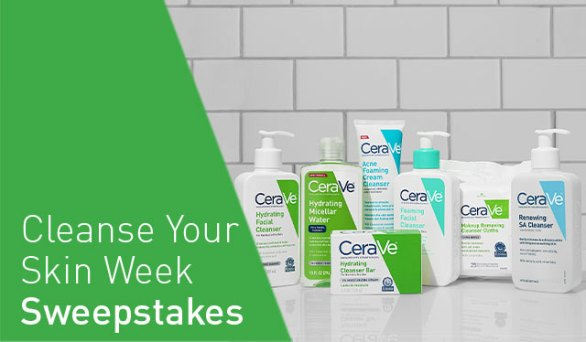CeraVe-Cleanser-Week-Sweepstakes