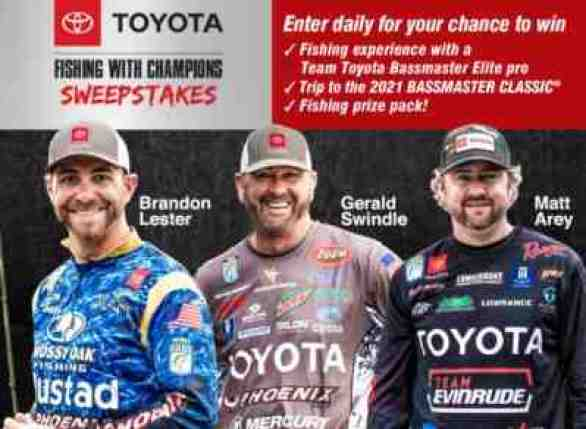 Bassmaster-Toyota-Fishing-Sweepstakes