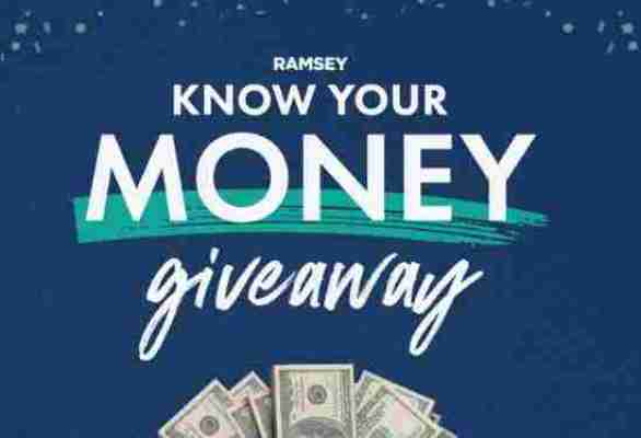 DaveRamsey-Know-Your-Money-Giveaway