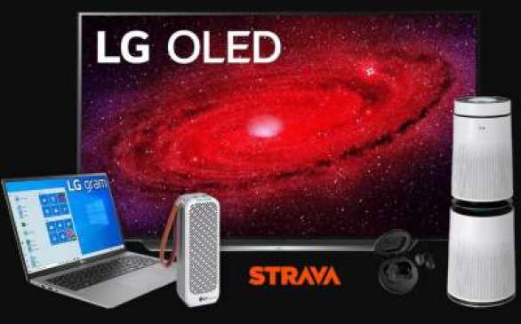 LG-Get-Started-5K-Sweepstakes