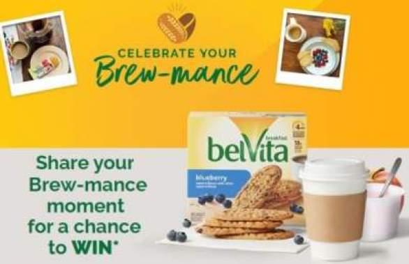 BelVita-Brewmance-Sweepstakes