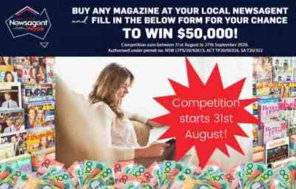 Nationalnewsagentweek-Competition