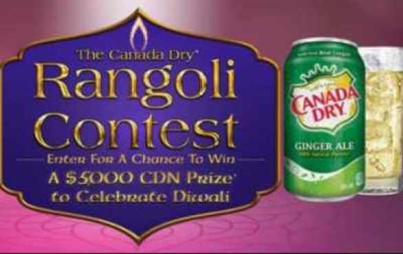 CanadaDry-Rangoli-Contest