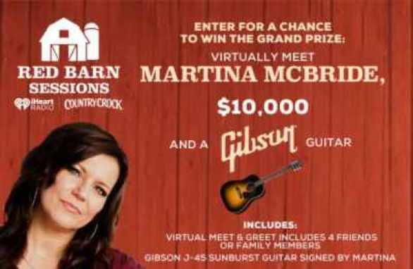 CountryCrock-Red-Barn-Sessions-Sweepstakes