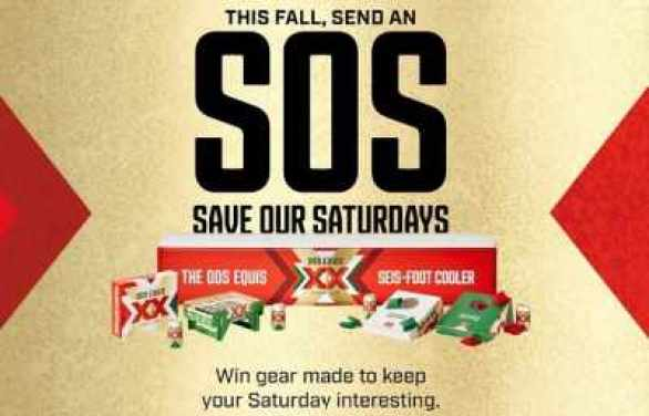 DosEquis-Save-Our-Saturdays-Sweepstakes
