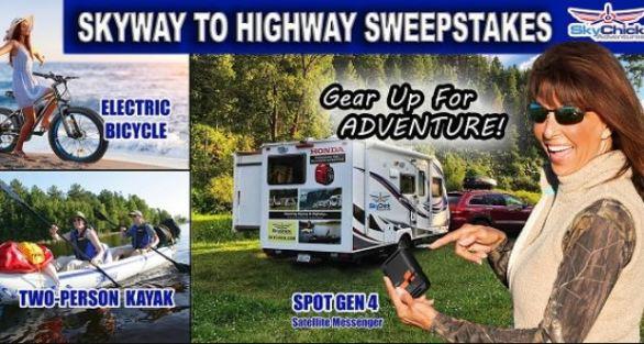 Hondawin-Sweepstakes