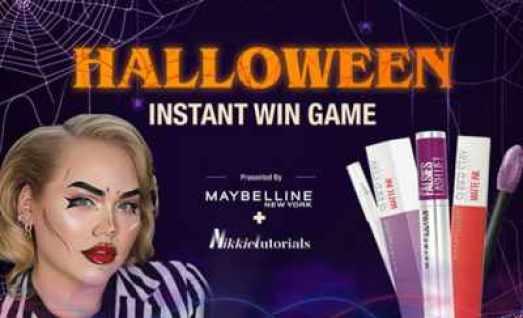 Maybelline-Halloween-Sweepstakes