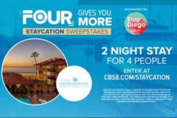 CBS8-Staycation-Contest