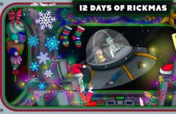 AdultSwim-12-Days-Rickmas-Sweepstakes