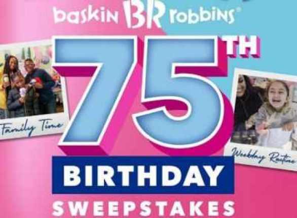 Baskinrobbins75thbirthday-Sweepstakes