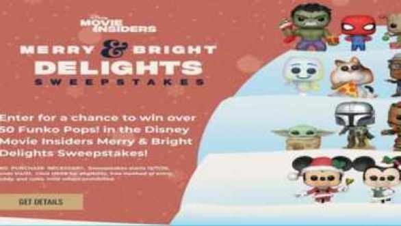 DisneyMovieInsiders-Merry-Bright-Delights-Sweepstakes