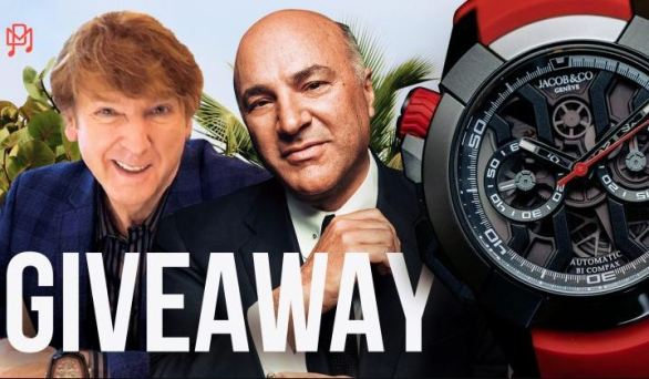 ProducerMichael-Watch-Giveaway
