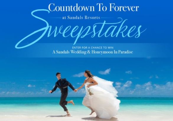 Sandals-Countdown-Forever-Sweepstakes