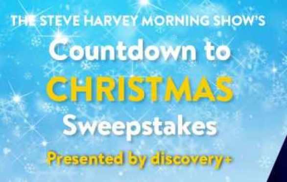 SteveHarvey-Countdown-Christmas-Sweepstakes