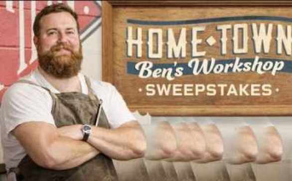 HGTV-Bens-Workshop-Sweepstakes