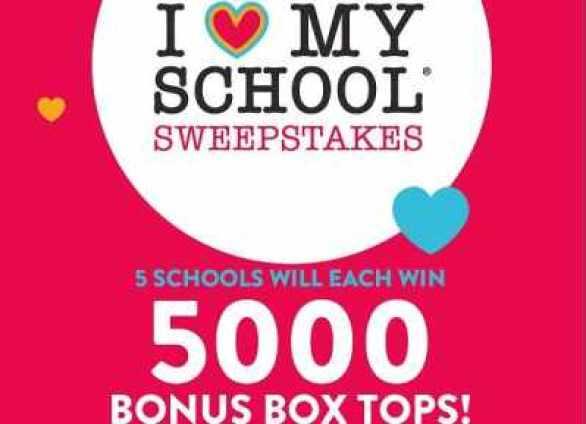 BoxTopsForEducation-I-Love-My-School-Sweepstakes