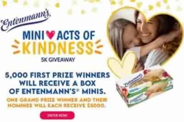 Miniactsofkindness-Sweepstakes