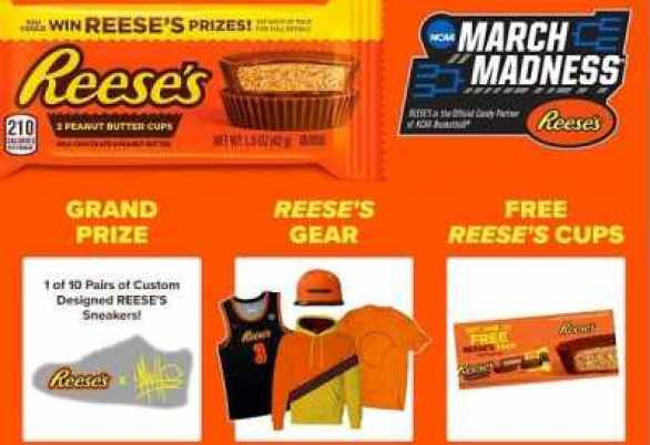 TeamReeses-Sweepstakes