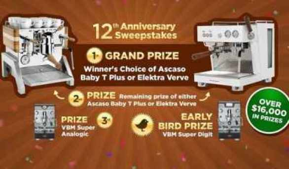 iDrinkCoffee-Anniversary-Sweepstakes