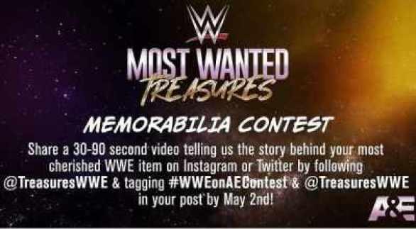A&E-WWE-Contest