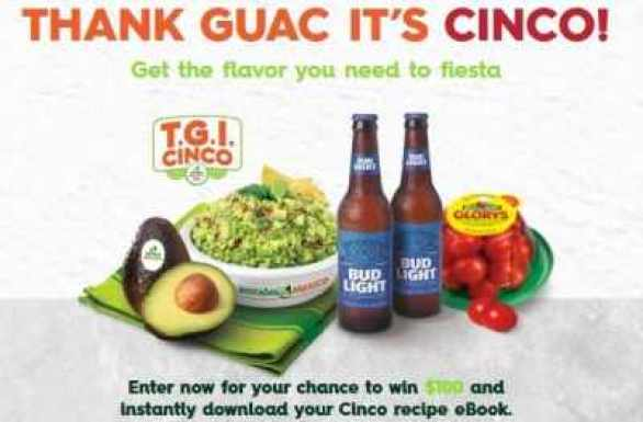 Avocados-From-Mexico-Cinco-Sweepstakes
