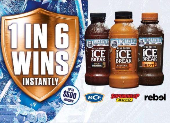 Ice-Break-Competition