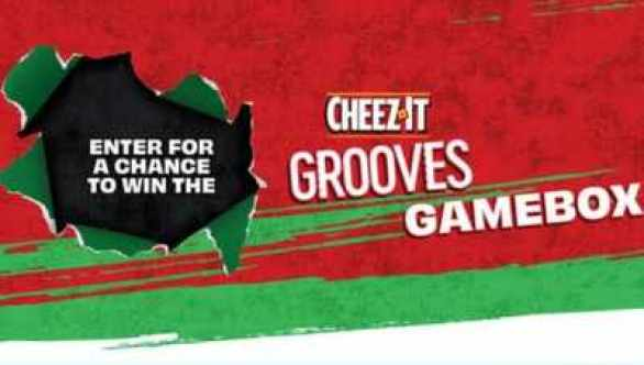 CheezIt-Grooves-Gamebox-Sweepstakes