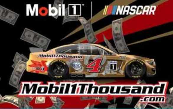 Mobil1thousand-Sweepstakes