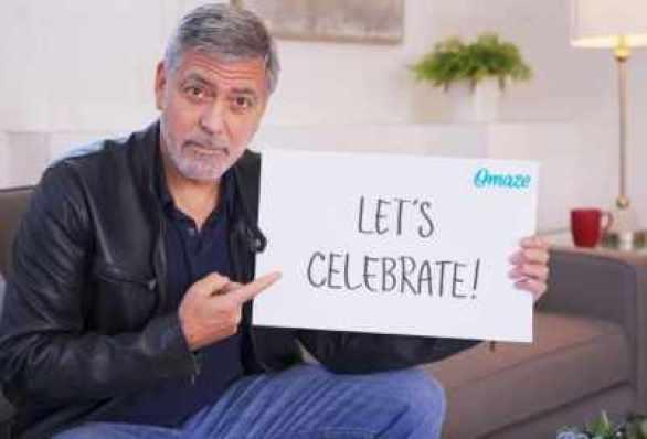 Omaze-George-Clooney-Contest