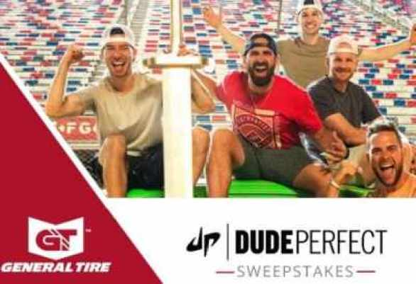 General-Tire-Dude-Perfect-Sweepstakes