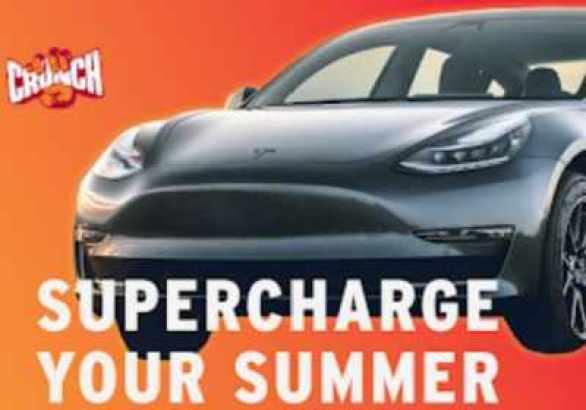 Superchargeyoursummer-Sweepstakes