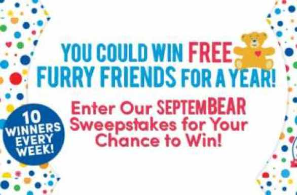 buildabear-sweepstakes